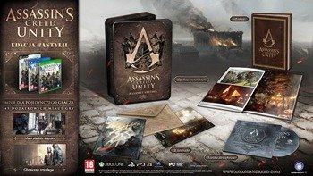 Assassin's Creed Unity - Bastille Edition PC za 37zł!! Przecena ze 119,99!!