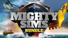 Mighty Sims Bundle (Logistics Company, TransOcean: The Shipping Company i inne) @ Bundle Stars