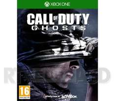 Call of Duty: Ghosts za 29,99zł (XBOX ONE) @ EURO RTV AGD