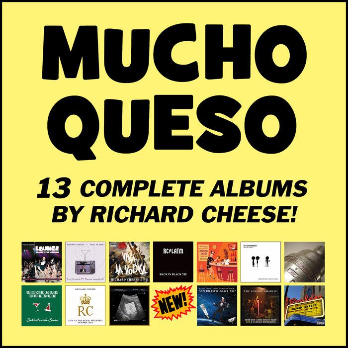 Wszystkie albumy Richarda Cheese ZA DARMO (tylko dzisiaj)