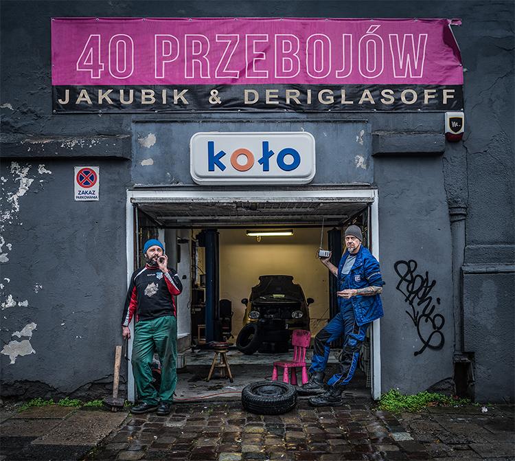 Darmowa płyta do pobrania Jakubik & Deriglasoff