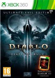 Diablo III Reaper of Souls Ultimate Evil Edition Xbox 360 za 63 złote @ Start2Play