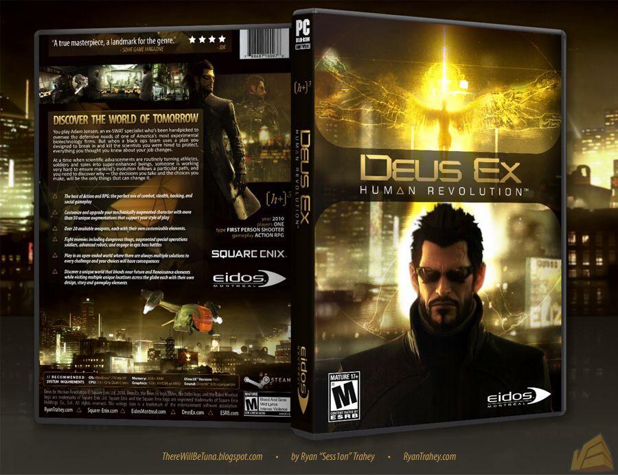 Gra Deus Ex na pc za 10zł