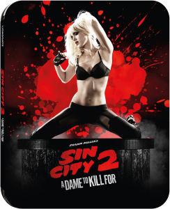 Sin City 2: A Dame To Kill For 3D (steelbook) za ok. 41zł @ Zavvi