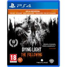 Dying Light Enhanced Edition za 129 zł na PS4