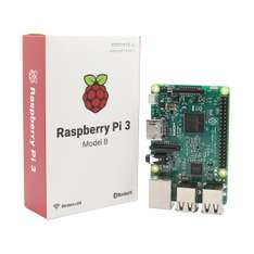 Raspberry Pi 3 Model B za ~140zł (ARM Cortex-A53 CPU 1.2GHz 64-Bit Quad-Core 1GB) @ Banggood