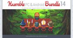 Zestaw gier PC & Android 14 lub SPACECOM za darmo @ Humble Bundle