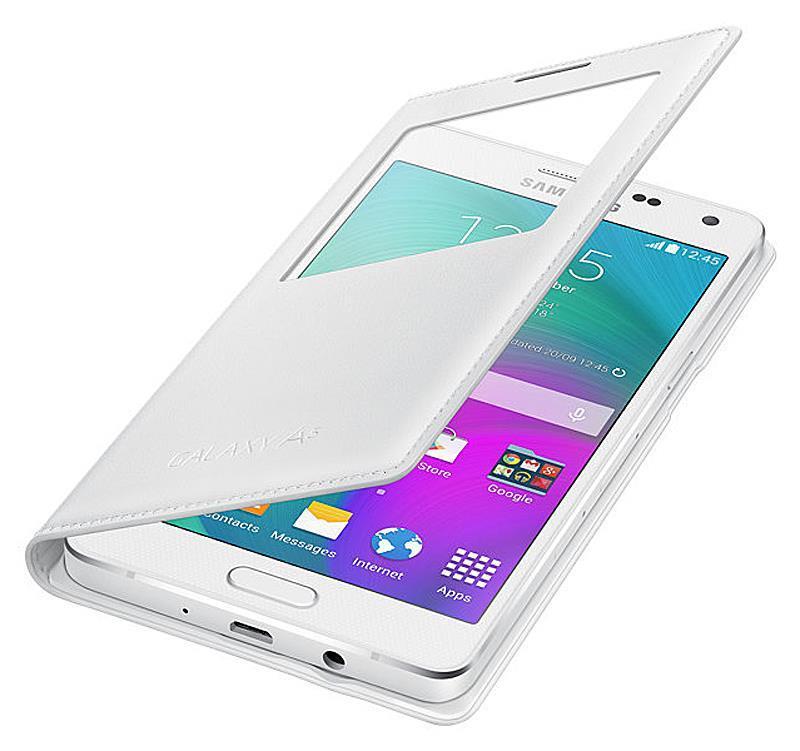 Etui Samsung S View Cover do Galaxy A5 (białe) za 19,90zł @ Komputronik