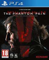 Metal Gear Solid V: The Phantom Pain za 79 zł. PS Store