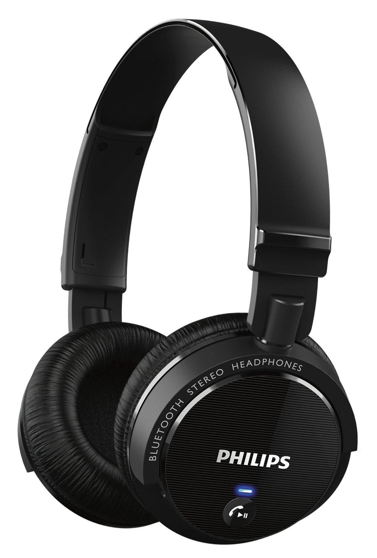 Słuchawki bezprzewodowe Philips SHB5500BK/00 ~ 161zł @ Amazon.fr