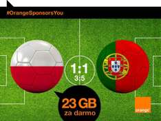 23 GB za darmo od Orange