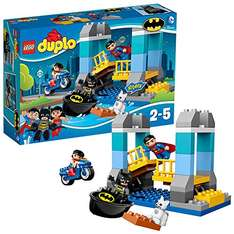 LEGO Duplo Super Heroes (10599) - Przygoda Batmana za ok. 105zł @ Amazon.it