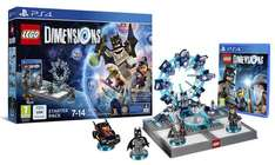 LEGO Dimensions Starter Pack [PS3/4, Xbox 360/One, Wii U] za 340zł @ Bol.com