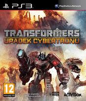 (AKTUALIZACJA) Transformers: Upadek Cybetronu (PS3) za 29,99zł @Empik