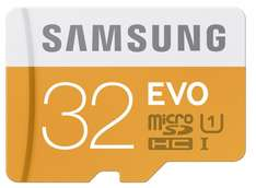 32GB Samsung Class 10 48MB/s TF / Micro SD UHS - I Memory Card @Gearbest