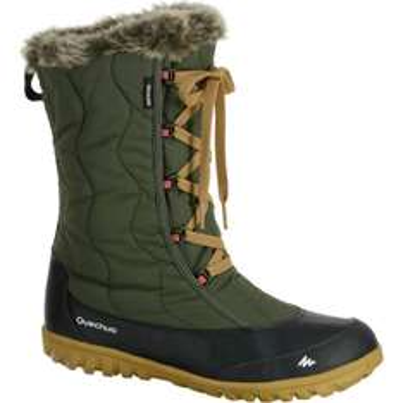Damskie buty zimowe za 79,99zł (-43%) @ Decathlon
