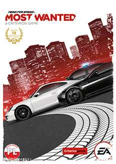NEED FOR SPEED™ MOST WANTED - ORIGIN KEY (30% TANIEJ) @ origin.com