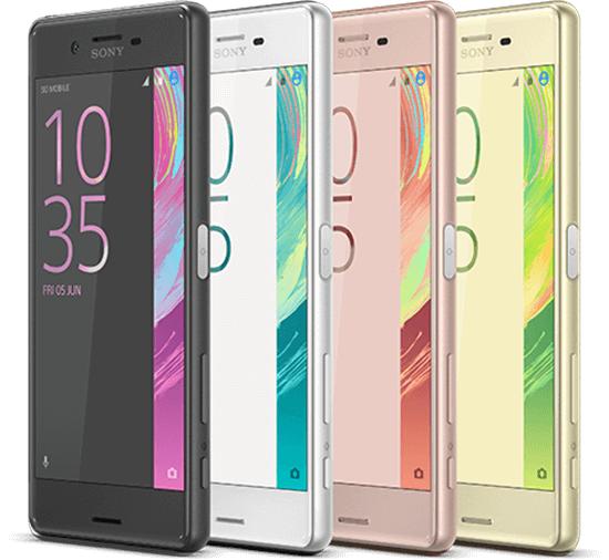 Do 200zł zwrotu za zakup smartfona z rodziny Xperia X @ Sony Mobile