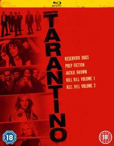 Quentin Tarantino Boxset (Blu-ray) za ~ 73zł @ Zavvi