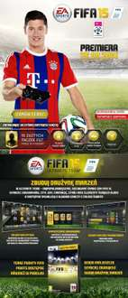 FIFA 15 - FIFA Ultimate Team 2200 Points @ sklep.gram.pl