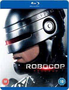 Robocop Trilogy (zawiera Robocop Remastered) Blu-ray za ok. 31zł @ Zavvi