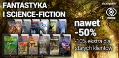 Fantastyka i science fiction 50-60% taniej @ ebookpoint.pl