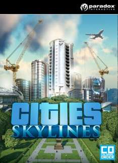 Cities: Skylines (PC, Steam) za 19,99zł @ CDP