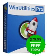 WinUtilities Pro 13.0 za darmo!