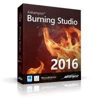 Ashampoo Burning Studio 2016 @ SharewareOnSale