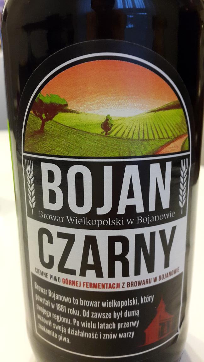 Piwo Bojan Czarny 0.5l
