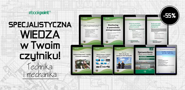 Technika i mechanika -55% wiedza specjalistyczna @ ebookpoint.pl
