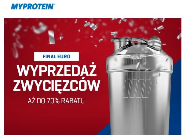WYPRZEDAŻ - 70%  @MyProtein