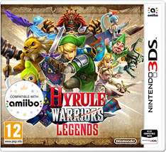Hyrule Warriors: Legends [Nintendo 3DS] za 79zł z dostawą @ Amazon.co.uk
