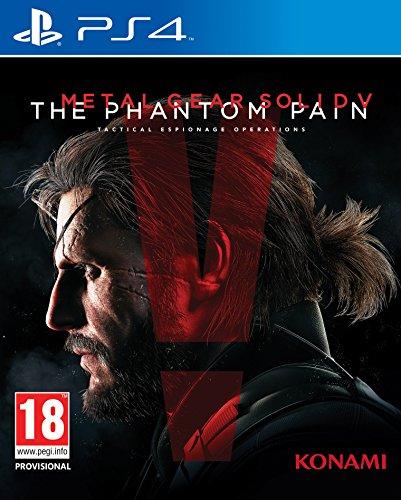 MGS V: The Phantom Pain (PS4) za 55zł i inne gry na konsole lub PC za darmo lub w niskich cenach (rabat Audible) @ Amazon