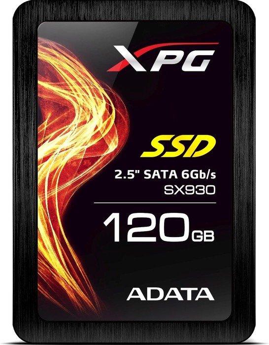 SSD A-DATA XPG SX930 120GB /SATA 3.0 /MLC /5 LAT GWARANCJI za 209,99zł (możliwe 169,99zł) @ Agito