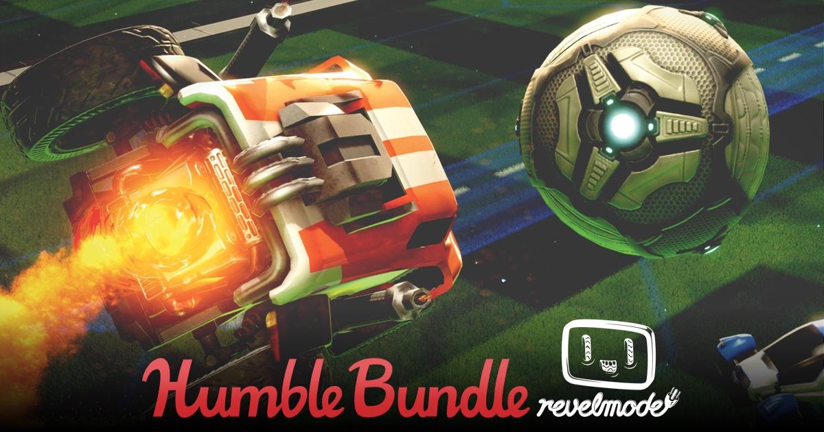 Zestaw gier Revelmode od ~ 4zł @ Humble Bundle