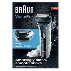 Golarka elektryczna Braun WaterFlex WF2s Wet & Dry za ~217zł @ Amazon.it