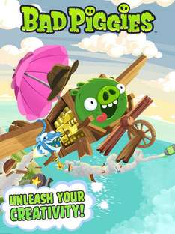 Bad Piggies HD [iOS] - gra twórców Angry Birds za darmo @ iTunes