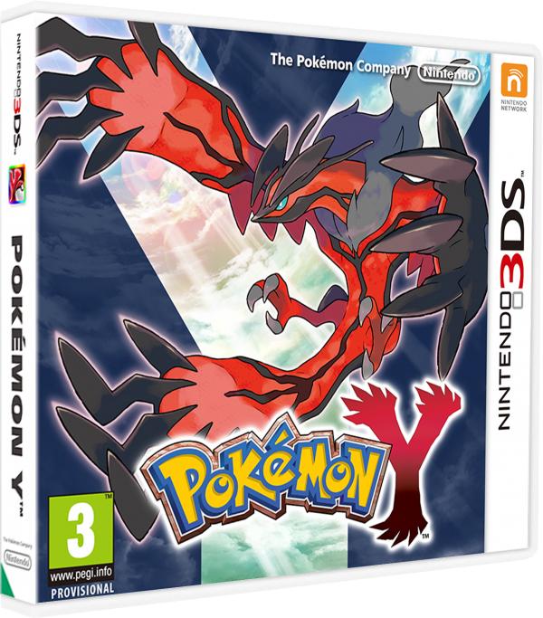 Pokemon Y [Nintendo 3DS] za 107,99zł @ CDP