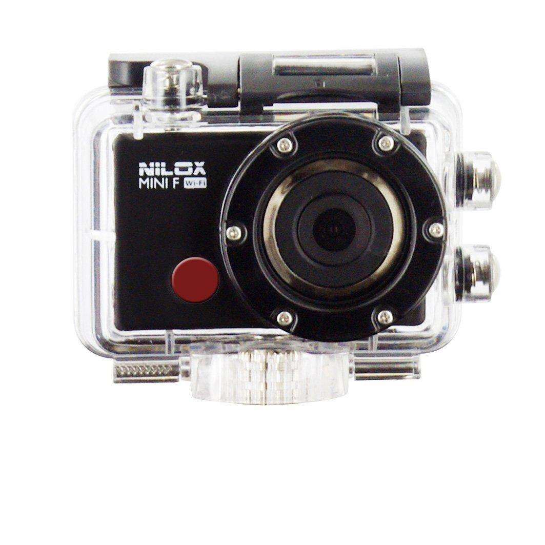 Kamera Nilox MINI F Wi-Fi (Full HD, karta w zestawie) za 94zł z dostawą @ Amazon.co.uk