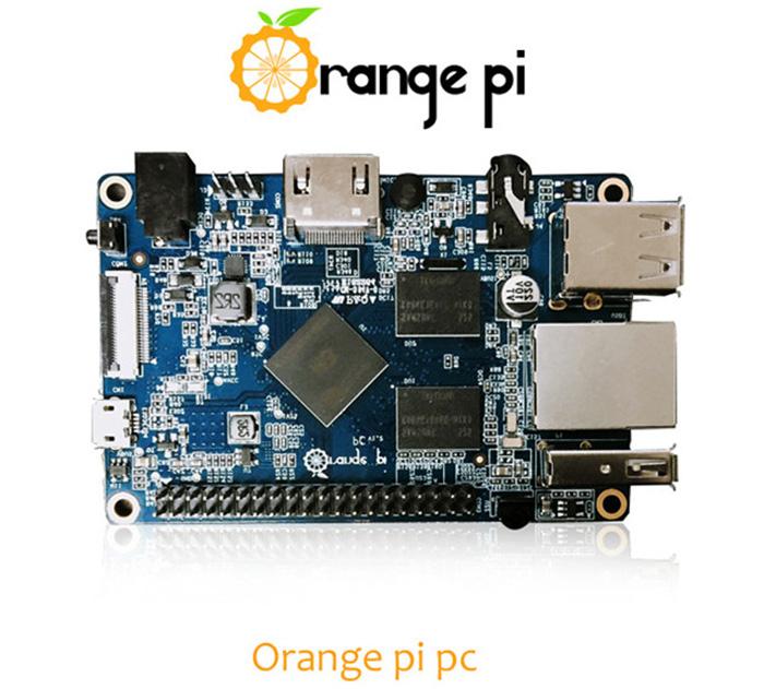 Orange Pi (klon Raspberry Pi) za 34zł z wysyłką @ Gearbest