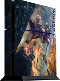 Skiny z motywem Wiedźmina do PS4 i XONE po 9,99zł @ cdp.pl
