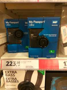 WD Passport ultra Tesco 1TB
