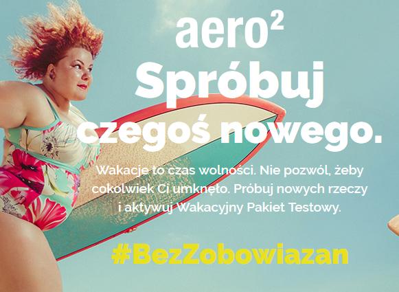 30GB na 30 dni za 0zł @ Aero2 (dla nowych)