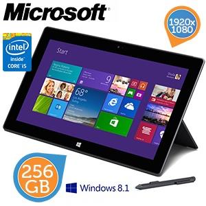 TYLKO DZISIAJ! Microsoft Surface Pro 2 256 GB SSD, Intel Dual Core i5 za 2729,9 zł @ iBOOD