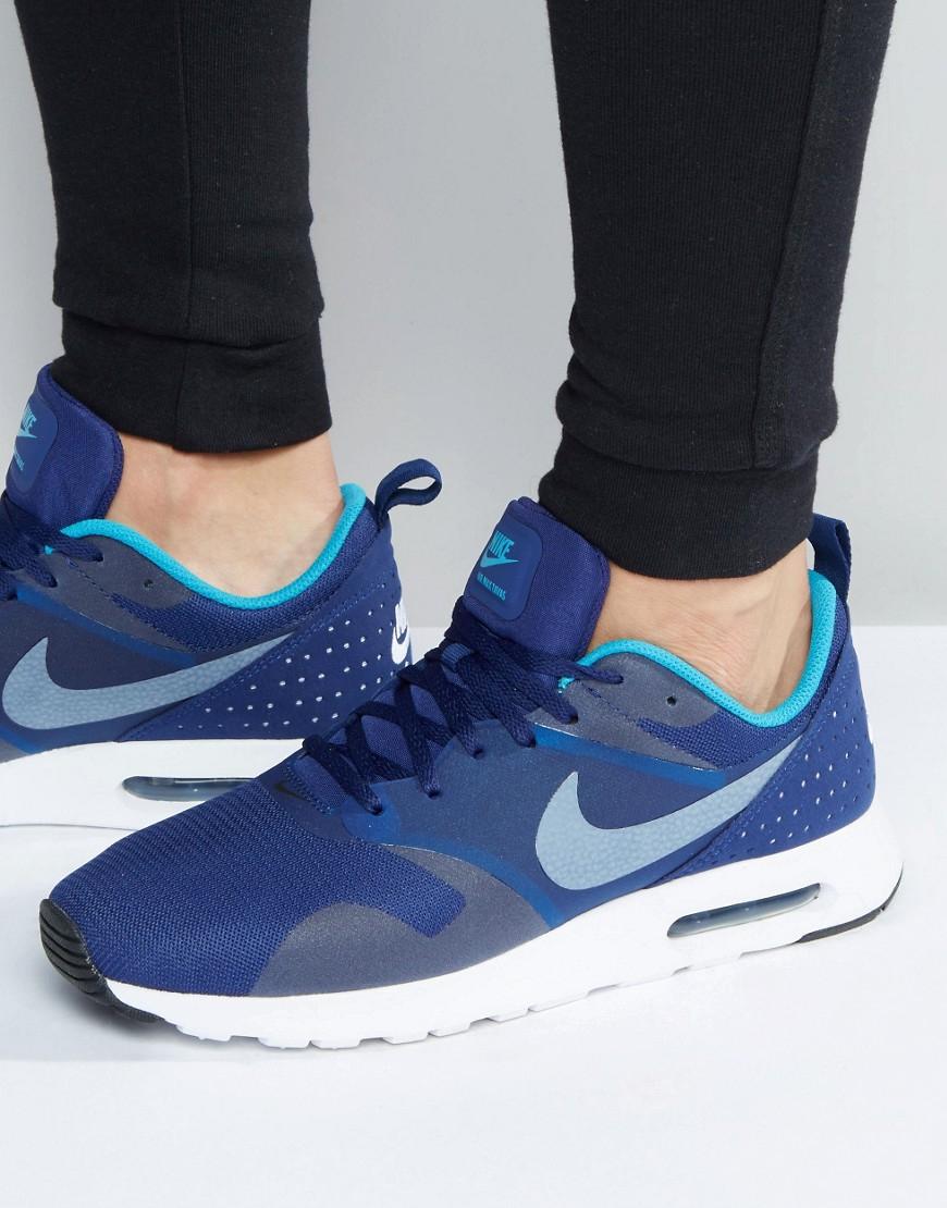 Nike Air Max Tavas (niebieskie) - możliwe ~220zł @ ASOS