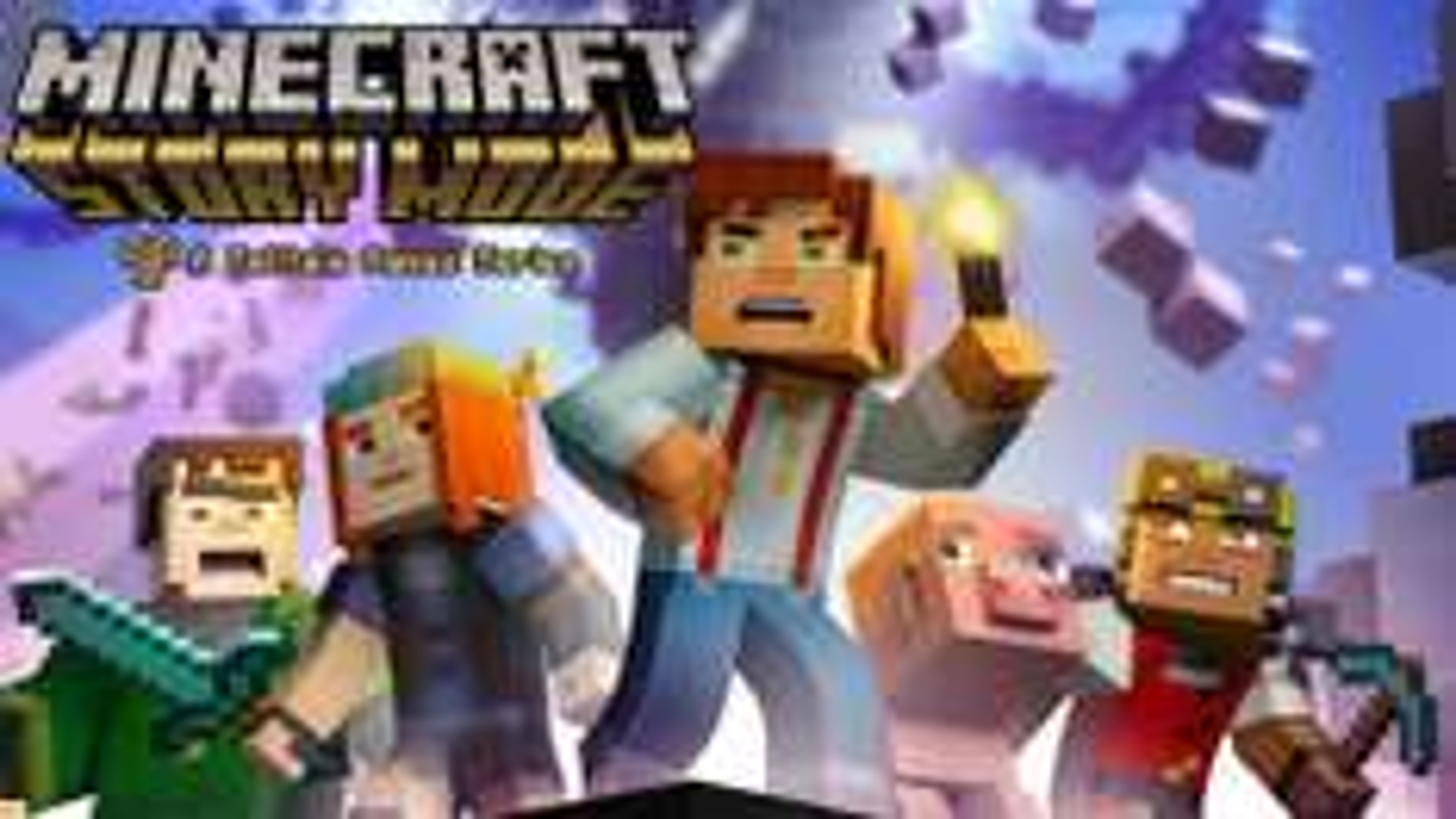Minecraft Story Mode: Episode 1 za darmo (PC) @ Microsoft