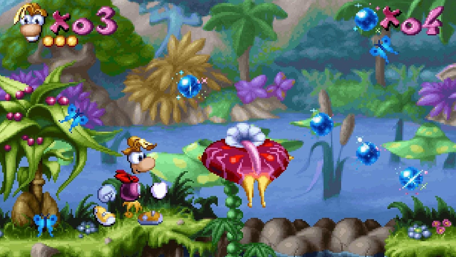Rayman Classic za 5,29zł (przecena z 22zł) - Android @ Google Play