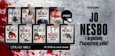 Jo Nesbo -45%/-55% ebooki i audiobooki @ Ebookpoint