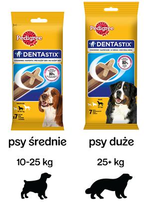 Darmowe badanie zębów Twojego psa i przysmak dentystyczny DentaStix @ PEDIGREE
